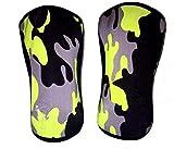 Zijie-bh Sportartikel 1 Paar Knie Sleeves for Gewichtheber Premium Support & Compression - KDK &...