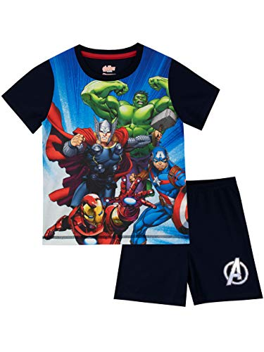 Pijama Spiderman Marca Marvel