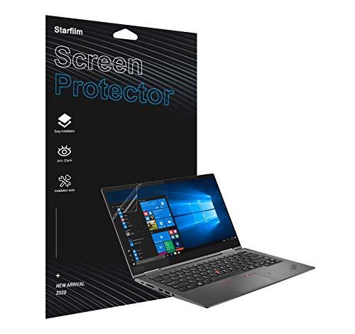 Starfilm Screen Protector for Lenovo Thinkpad X1 Extreme Gen3/Gen2 /T15 15.6 Inch Screen Laptop, Anti Glare Full Screen Film 2 Pcs (15.6 Inch, Anti Glare Screen Protector)