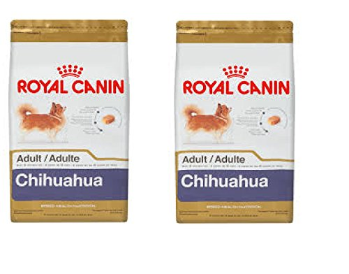 Royal Canin Chihuahua-Trockenfutter für erwachsene Hunde, 3kg x 2Beutel = 6kg