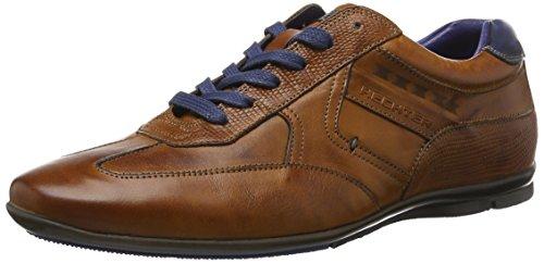 Daniel Hechter 821248021100, Sneakers Basses Homme, Marron (Cognac 6300), 41 EU