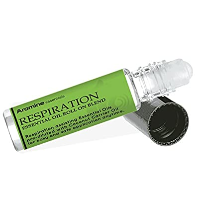 Respiration (Breathe Blend) Essential Oil Roll On review