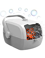 Bubble Machine Toy,Automatic Interactive Bubble Toy,Kids Bubble Maker for Party Birthday,Wedding,Stage