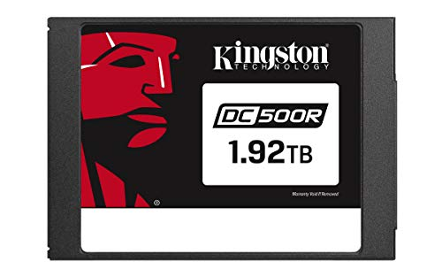 "Kingston Data Centre DC500R, SEDC500R/1920G, Enterprise SSD Interno, 2.5"", 1920 GB"