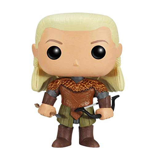 Funko Pop Movies : The Hobbit - Legolas Greenleaf 3.75inch Vinyl Gift for Movies Fans SuperCollection