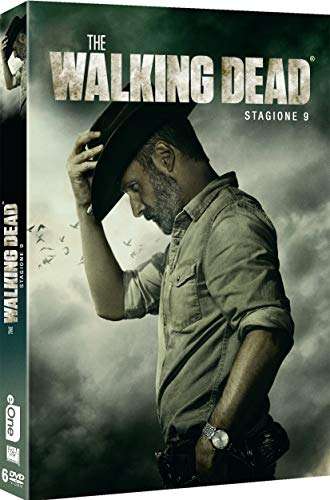 The Walking Dead 9 (Box 4 Dvd)