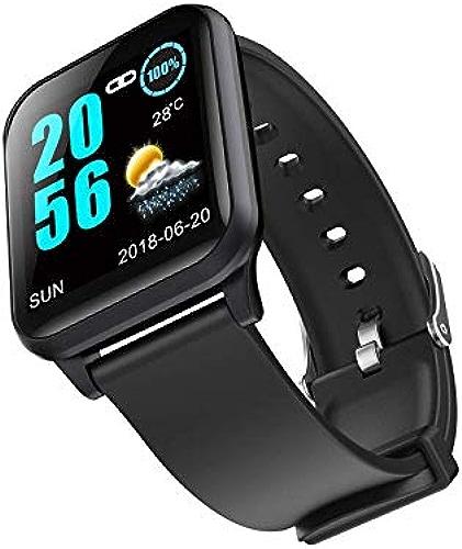 LJXAN intelligent Couleur écran Sport Bracelet Rythme voiturediaque Surveillance De La Tension Artérielle bleutooth Podomètre Fitness Activity Tracker