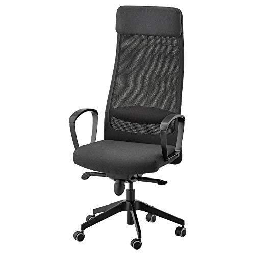 Ikea MARKUS Office chair, Vissle dark grey