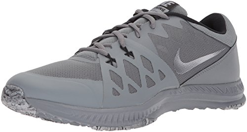 Nike Herren Air Epic Tr Ii, Cool Grey/Black/Speed Red, 40 EU