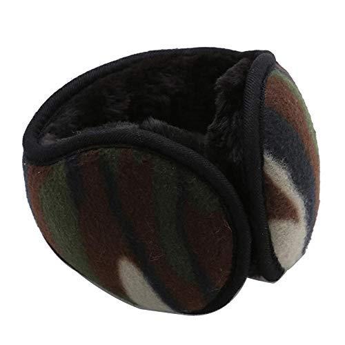 Y-longhair Oreja Ajustable calentadores de la felpa del invierno orejeras orejeras, invierno plegable orejeras de la felpa caliente, montar tapones for los oídos, orejeras, orejeras calientes Orejeras