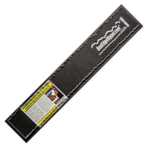 Dual Edge Ripper Extreme Watercolor Paper Deckle Edge Tool 1-24 inch