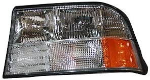 Regular store TYC 20-5244-00 GMC Oldsmobile Max 88% OFF Side Headlight Assembly Driver