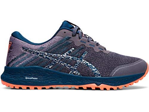 ASICS Zapatillas de correr Alpine XT 2 para mujer, (Lavender Grey/Silver), 42.5...