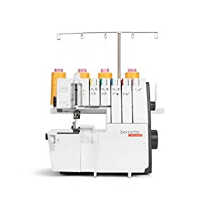 Bernette B48 Serger Overlock with Coverhem