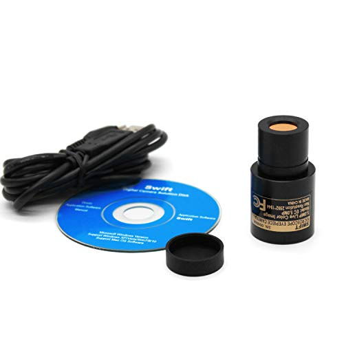 SWIFT Optical Digitale 5,0-Megapixel-Mikroskopkamera für Farbfotografie und Video Erfahrungen & Preisvergleich