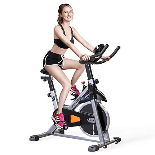 YOSUDA Indoor Cycling Bike Stationary - Cycle Bike with Ipad Mount &Comfortable Seat Cushion...