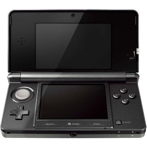 Nintendo 3DS Handheld Console (Cosmos Black) [Edizione: Regno Unito]