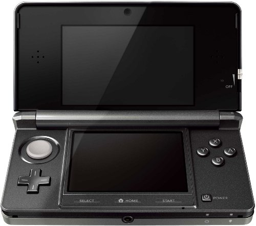of nintendo handheld consoles Nintendo 3Ds Handheld Console - Cosmos Black