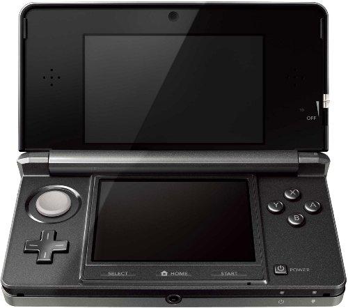 Nintendo 3DS - Color Negro [Importación inglesa]