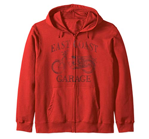 Trendy East Coast Garage Sudadera con Capucha