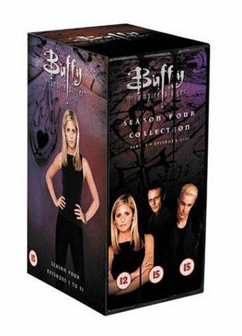 Buffy The Vampire Slayer Season 4 (Box Set 1)