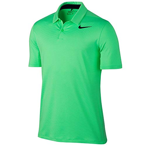 4e527c11 The Nike Mobility Control Stripe Men's Standard Fit Golf Polo is made with  sweat-wicking fabric for dry comfort on the course.