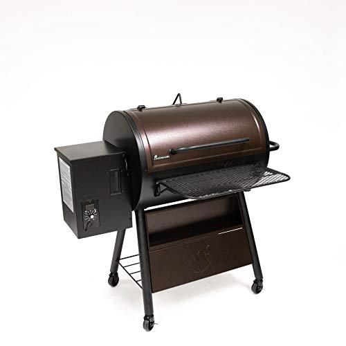 Landmann 470431 30' Barrel Pellet Grill