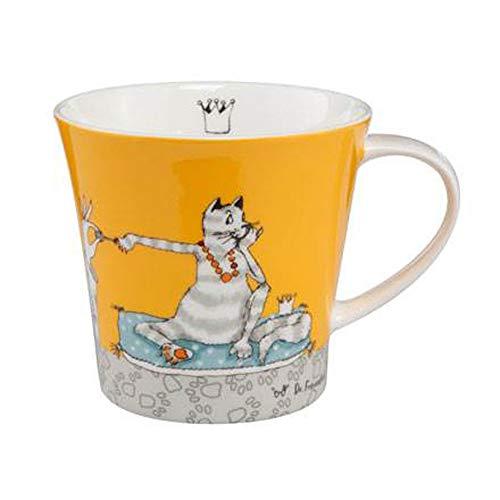 Goebel Für meine Katze - Coffee-/Tea Mug Dr. Barbara Freundlieb Barbara Freundlieb Bunt Fine Bone China 27000431