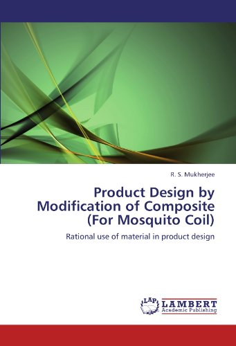 Product Design by Modification of Composite (For Mosquito Coil): Rational use of material in product design
