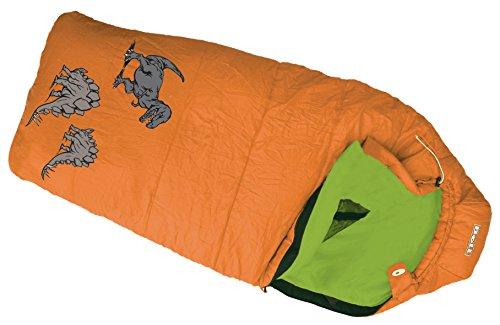 BOLL Patrol Lite R Orange Kinder Schlafsack