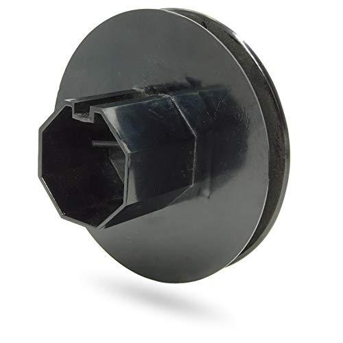 Rolladen Gurtscheibe Ø 140mm | Minigurt bis 16mm | für SW60 Welle | 1 Stück