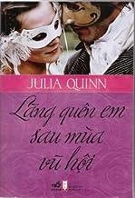 """Romancing Mister Bridgerton in Vietnamese (""""Lang Quen Em Sau Mua Vu Hoi"""")"""