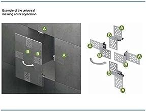 Upmann Trappe dinspection R/évision Rabat Magn/étique sol carrel/é 400/x 400/mm