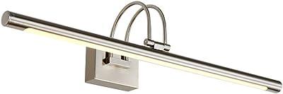 YIKEGE Modern Bathroom Light 5W LED Bath Vanity Light 35cm Wide Lighting Fixture Wall Mirror Light