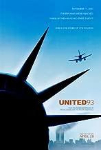 United 93 Poster 27x40 Christian Clemenson JJ Johnson Polly Adams