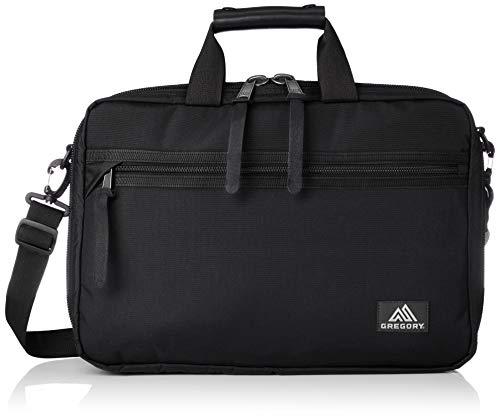 [グレゴリー] ビジネスバッグ 3WAY ビジネスリュック 公式 カバートミッション 現行モデル BLACK