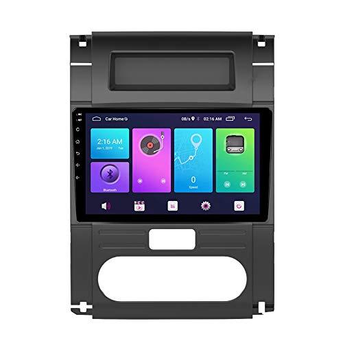 Android Car Stereo Sat Nav para Nissan X-Trail Qashqai 2008-2013 Unidad Principal Sistema de navegación GPS SWC 4G WiFi BT USB Mirror Link Carplay Integrado