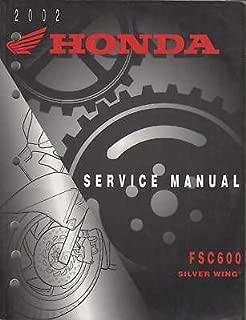Best honda fsc600 service manual Reviews