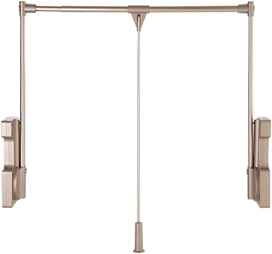 GETZ MSYO Pull Down Tucson Mall Wardrobe Mm Outlet sale feature Adjustable Rail Hanging 564-764