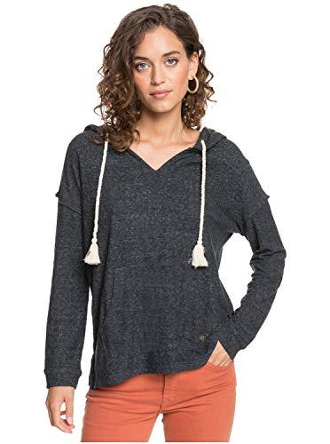 Roxy Lovely Life - Long Sleeve Poncho Hoodie for Women - Frauen