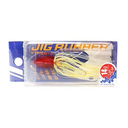 メジャークラフト ルアー メタルジグ ジグラバー 14g #205 レッドゴールド JR-14