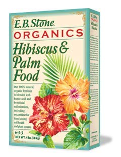 EB Stone Hibiscus and Palm Food 4 lb.