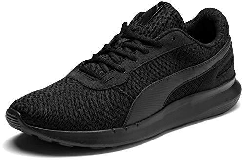 PUMA unisex-adult ST Activate SoftFoam+ Sneakers Puma Black-Puma Black Running Shoe-9UK (36912208)