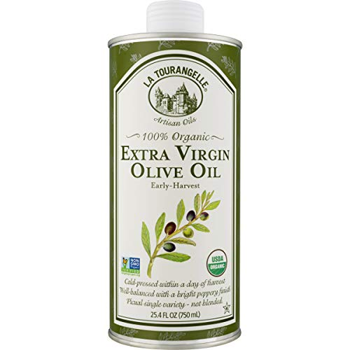 La Tourangelle, Organic Extra Virgin Olive Oil, 25.4 Fl Oz