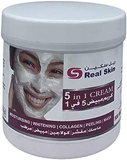 5 In 1 Cream, Whitening, peeling, Mask 500ml