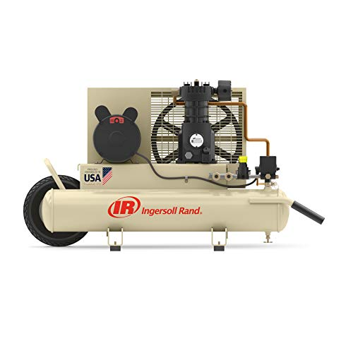 SS3J2-WB 2hp 8 gal Single-Stage Compressor (115/1)