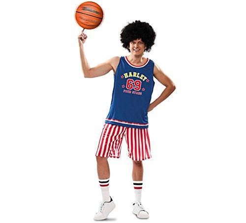 Disfraz de Jugador Básquet Americano para hombre