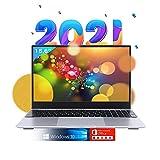 2021モデル テレワーク応援 初期設定不要 【MS Office 2016搭載】【Win 10搭載】日本語キーボードフィルム付き キングソフトインターネットセキュリティ (永久版)付属Intel Celeron J4105 1.6GHz/メモリー:8GB/高速SSD/IPS広視野角15.6型液晶/Webカメラ/10キー/USB 3.0/miniHDMI/無線機能/Bluetooth/超軽量大容量バッテリー搭載/ノートパソコン laptop 在宅勤務・カメラ付き・Zoom VETESA VTS-N410(SSD:512GB)