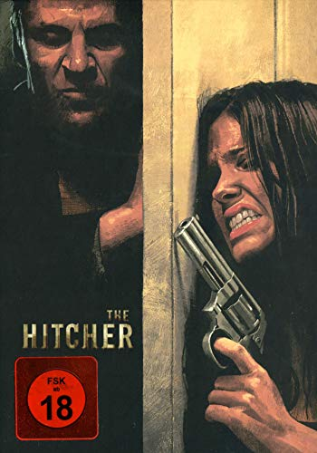 The Hitcher - Mediabook - limitiert auf 444 Stück (+ Audio-CD/+ Booklet) - Cover B [Blu-ray]
