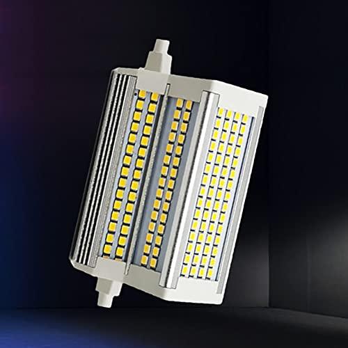 R7S 118mm 50W Bombillas LED 500W Doble Extremo Tipo J R7S J118 Lámparas halógenas Reemplazo de Bombilla de maíz para lámpara de...